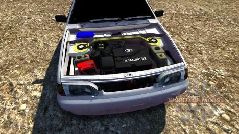 ВАЗ-2113 для BeamNG Drive