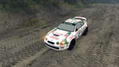 Toyota Celica GT Four ST205 Rally