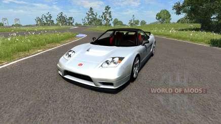 Honda NSX-R для BeamNG Drive