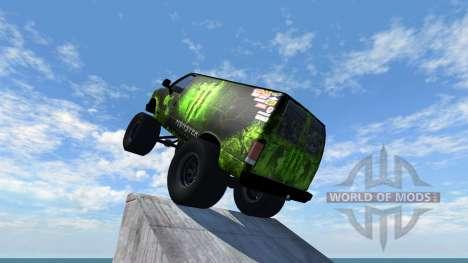 Gavril H-Series Monster для BeamNG Drive