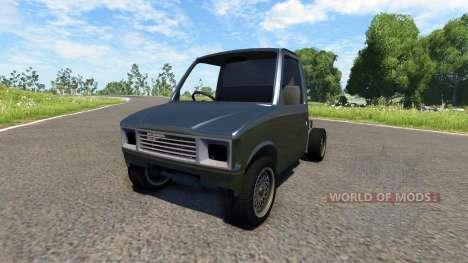 DSK Kiwi для BeamNG Drive