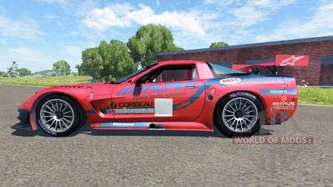 Chevrolet Corvette C5-R Alpine для BeamNG Drive