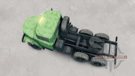 ЗиЛ-131В для Spin Tires