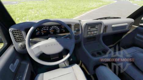Gavril H-Series H45 Grabster для BeamNG Drive
