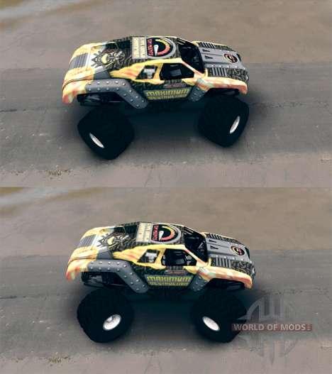 Maximum Destruction для Spin Tires