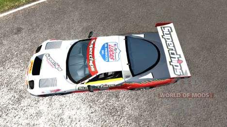 Chevrolet Corvette C5-R Superchips для BeamNG Drive