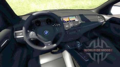 BMW X5M Black для BeamNG Drive