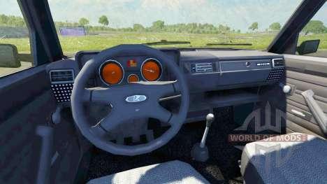 ВАЗ-2105 v2.0 для BeamNG Drive