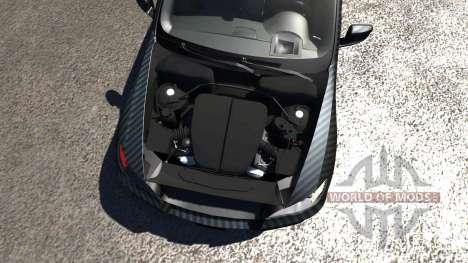 BMW X5M Carbon для BeamNG Drive