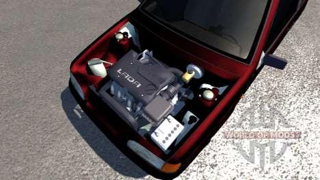 ВАЗ-2113 LADA для BeamNG Drive