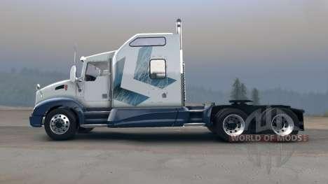 Kenworth T600 для Spin Tires