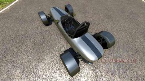 DSC Bora 2014 Silver для BeamNG Drive