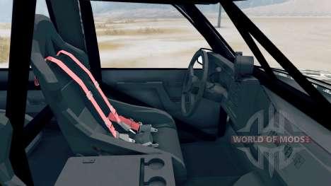 Chevrolet Suburban 1998 для Spin Tires