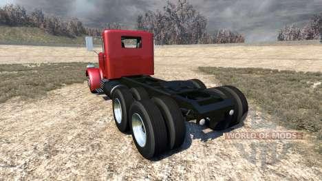 Gavril Truck для BeamNG Drive