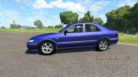 Mazda 626 для BeamNG Drive