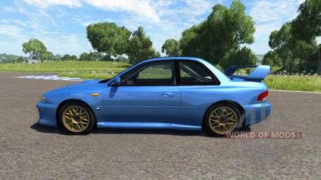 Subaru Impreza 22B 1998 для BeamNG Drive
