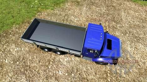 ЗиЛ-4514 для BeamNG Drive