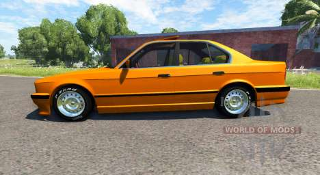 BMW 540i E34 Drift для BeamNG Drive