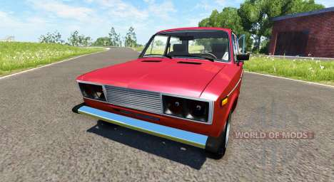 ВАЗ-2106 для BeamNG Drive