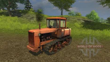 ДТ-75М для Farming Simulator 2013