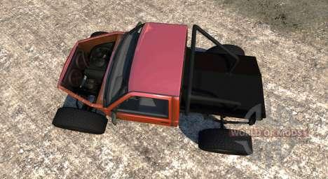 Gavril D-Series Truggy для BeamNG Drive