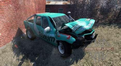 Ford Ranger для BeamNG Drive