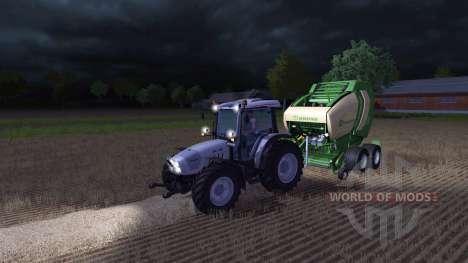 Krone Comprima V180 для Farming Simulator 2013