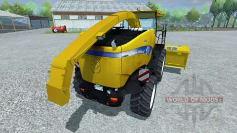 New Holland FR9050 для Farming Simulator 2013