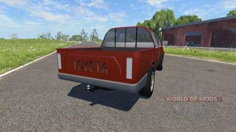 Toyota Hilux для BeamNG Drive