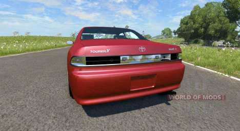 Toyota Mark II Tourer V для BeamNG Drive