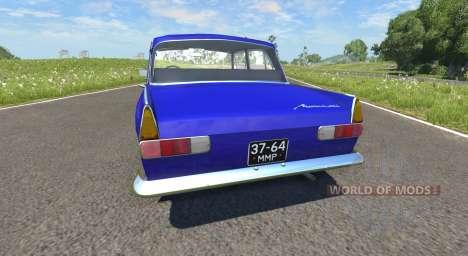Москвич-412 для BeamNG Drive