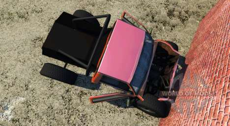 Gavril D-Series Truggy для BeamNG Drive