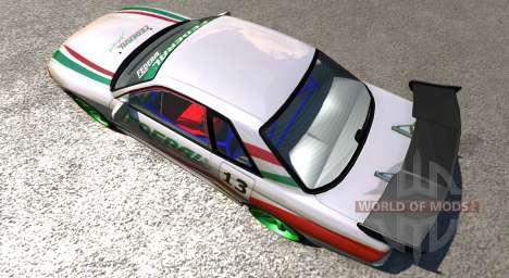 Nissan Skyline R32 для BeamNG Drive