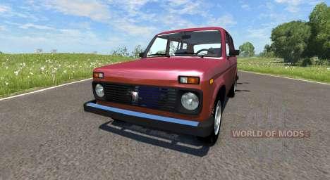ВАЗ-2131 Нива для BeamNG Drive