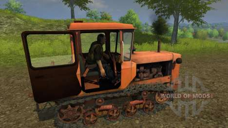 ДТ-75М для Farming Simulator 2013