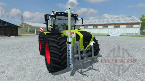 CLAAS Xerion 3800VC для Farming Simulator 2013