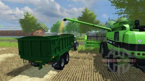 Bailey TB 18 для Farming Simulator 2013
