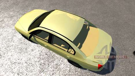 Hyundai Elantra для BeamNG Drive