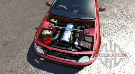 Toyota Mark II Tourer V для BeamNG Drive