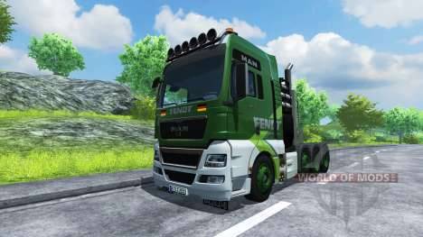 MAN TGA для Farming Simulator 2013