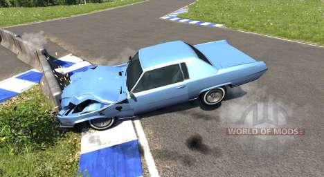 Manana (Grand Theft Auto V) для BeamNG Drive