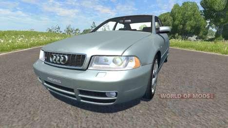 Audi S4 2000 [Original] для BeamNG Drive