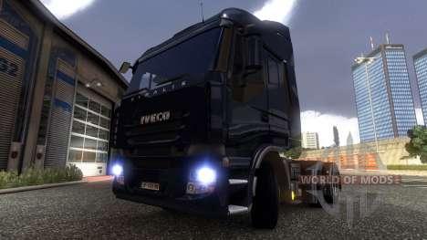 Ксенон для Euro Truck Simulator 2