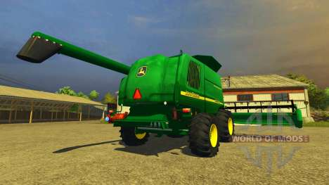 John Deere 9750 для Farming Simulator 2013