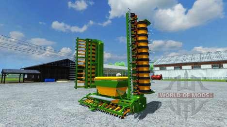 Amazone Seeder 9M для Farming Simulator 2013