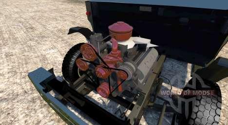ЗиЛ-5417 для BeamNG Drive