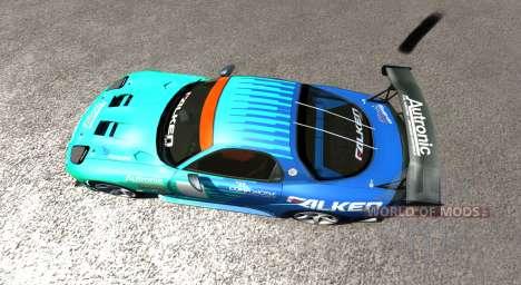 Mazda RX-7 Drift Falken для BeamNG Drive
