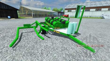 McHale 991 [Eco] для Farming Simulator 2013