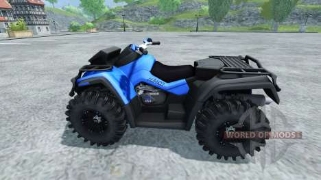 Lizard ATV для Farming Simulator 2013