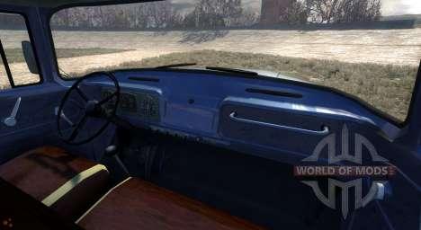 ЗиЛ-130В1 с полуприцепом [Final] для BeamNG Drive
